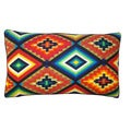 Jiti 'Jujuy' Multicolored 12-inch x 20-inch Pillow