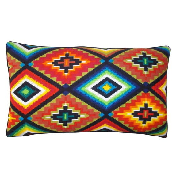 Jiti 'Jujuy' Multicolored 12-inch x 20-inch Pillow
