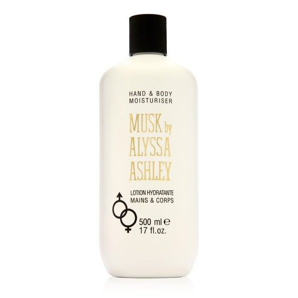 Alyssa Ashley Musk 17-ounce Hand & Body Lotion