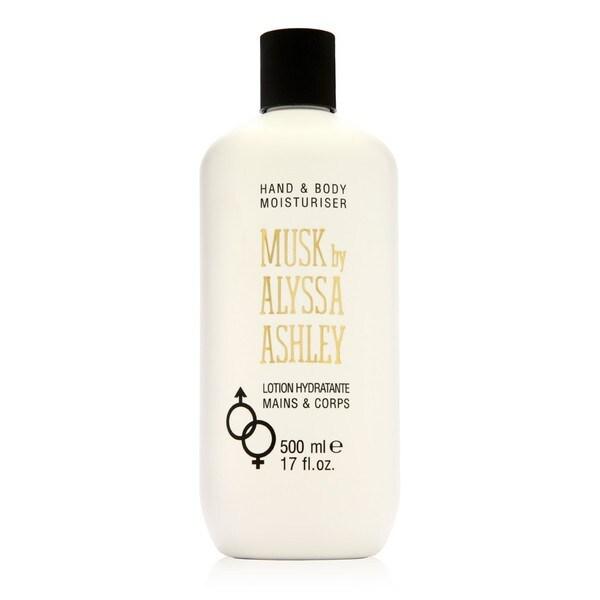Alyssa Ashley Musk 17-ounce Hand & Body Lotion