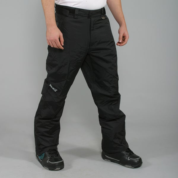 Marker Men's 'Gillette' Black Ski Pants