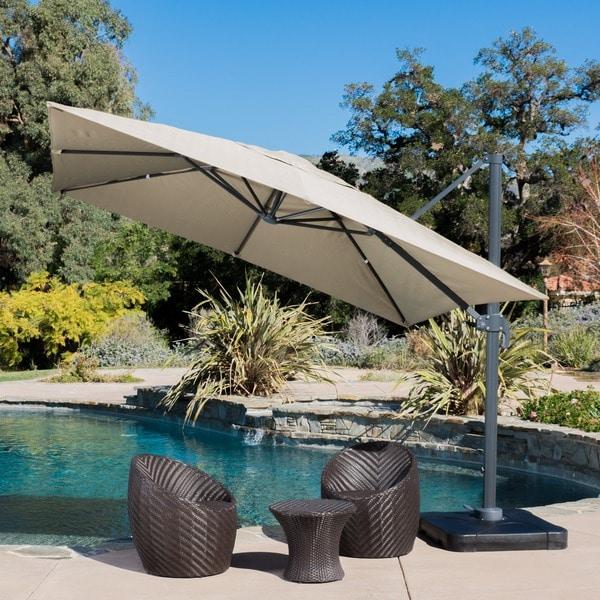 Christopher Knight Home Geneva 9 8 Foot Umbrella With