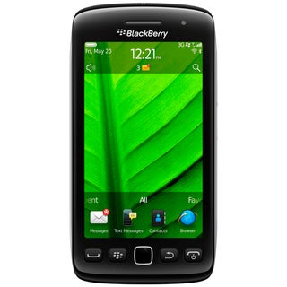 BlackBerry Torch 9860 Smartphone - Wi-Fi - 3G - Bar - Black