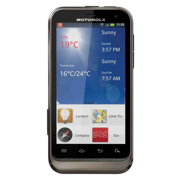 Motorola Defy XT535 GSM Unlocked Android Cell Phone
