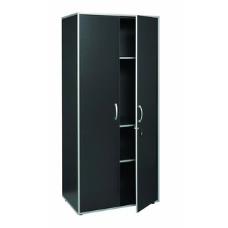 Talon Garage 2-Door Charcoal Stipple Storage Cabinet