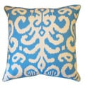 Jiti 'Lauri' Blue 26-inches Pillow
