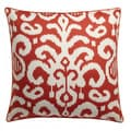Jiti Pillows 'Lauri' Orange 26-inch Pillow