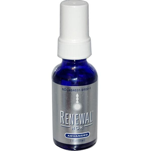 Renewal HGH 1-ounce Advanced Supplement