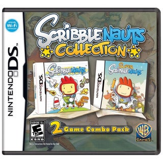 Nintendo DS - Scribblenauts Collection