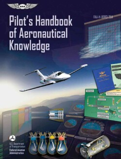 Pilot's Handbook of Aeronautical Knowledge 2008 (Paperback)