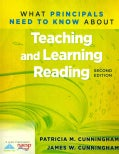 What Principals Need to Know About Teaching and Learning Reading (Paperback)
