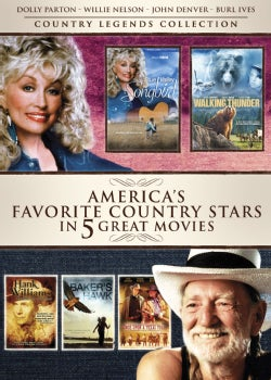 America's Favorite Country Stars (DVD)