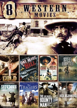 8 Movie Western Pack: Vol. 4 (DVD)