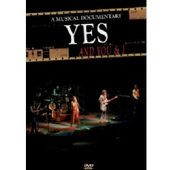 Yes: And You & I: A Musical Documentary (DVD)