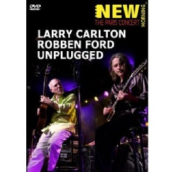 Larry Carlton & Robben Ford: Unplugged (DVD)