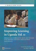 Improving Learning in Uganda: Problematic Curriculum Areas and Teacher Effectiveness: Insights from National Asse... (Paperback)