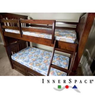 Innerspace Balloon Bunk Bed 5-Inch Twin-Size Foam Mattress