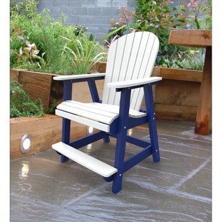 Malibu Jamestown Counter Patio Chair