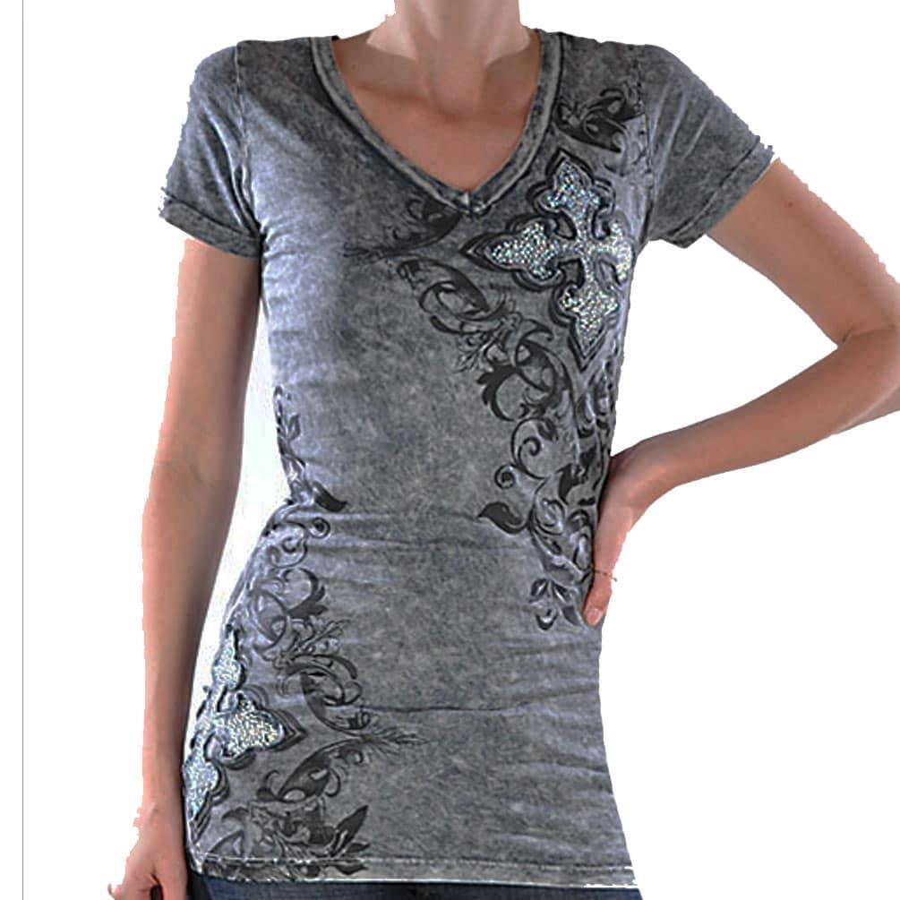 Vocal Womens Shirts Short Sleeve Shirts, Long Sleeve