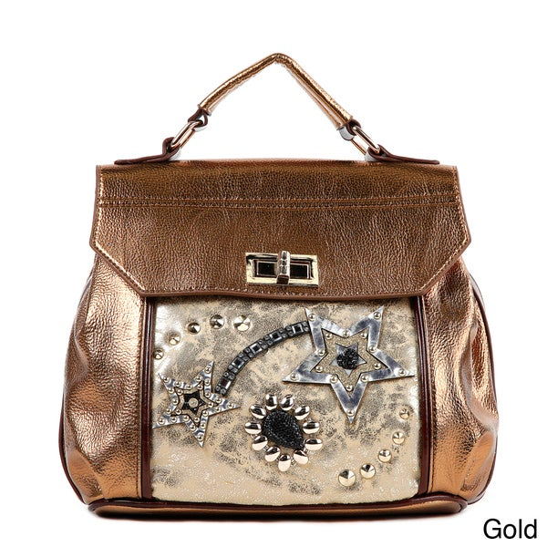 Nicole Lee Tristan Shooting Star Satchel
