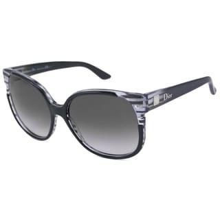 Christian Dior Women's Dior Line Rectangular Sunglasses