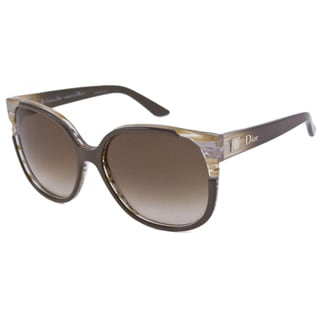 Christian Dior Women's Dior Line Rectangular Sunglasses