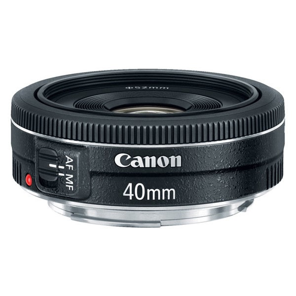 Canon 40 mm f/2.8 Medium Telephoto Lens for Canon EF/EF-S