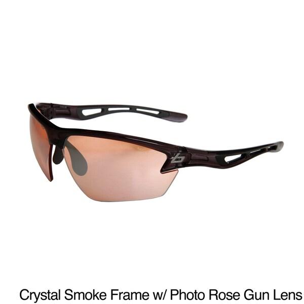 Bolle Men's 'Draft' Sport Frame Sunglasses