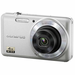 Olympus VG-150 12MP Silver Digital Camera
