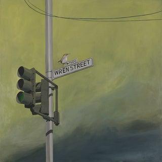 Lacey Shelton 'Wren Street' Art Print