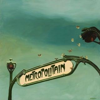 Lacey Shelton 'Metropolitan' Art Print