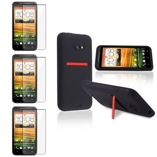 BasAcc Case/ Screen Protectors for HTC EVO 4G LTE