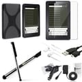 BasAcc Case/ Protector/ Headset/ Cable/ Charger for Amazon Kindle Fire