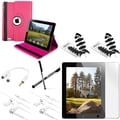 BasAcc Case/ Splitter/ Headset/ Protector/ Stylus for Apple iPad 2
