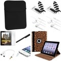 BasAcc Case/ Protector/ Splitter/ Headset/ Stylus for Apple iPad 2