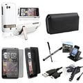 INSTEN Case/ Protector/ Charger/ Cable/ Holder for HTC ThunderBolt 4G