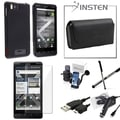 INSTEN Case/ Mount/ Protector/ Charger for Motorola Droid X/ MB810