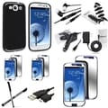 BasAcc Case/ Charger/ Protector/ Headset for Samsung Galaxy S III/ S3