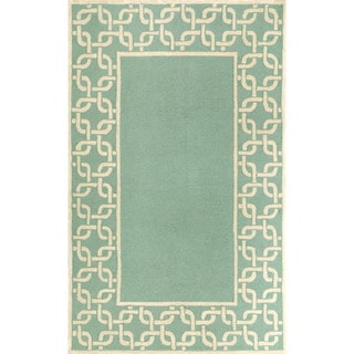 Link Border Outdoor Rug (5' x 7'6)