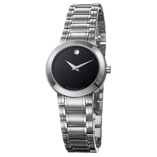 Movado Women's 'Stiri' Stainless Steel Swiss Quartz Watch