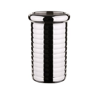 Miu Stainless Steel Double Wall Ribbed Wine Cooler