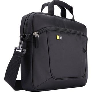 """Case Logic Carrying Case for 14.1"""" Notebook, iPad - Black"""