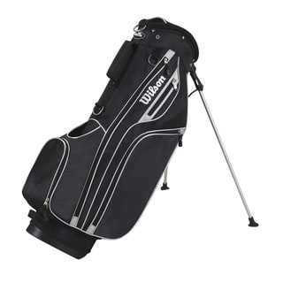 Wilson Black Lite Carry Golf Bag