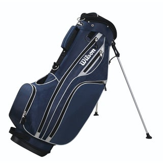 Wilson Blue Lite Carry Golf Bag