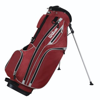 Wilson Red Lite Carry Golf Bag