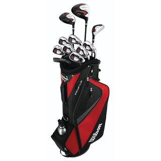 Wilson Profile HL Men's Left-handed Golf Set