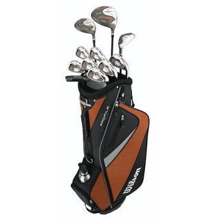 Wilson Profile HL Mens Senior Golf Club Set