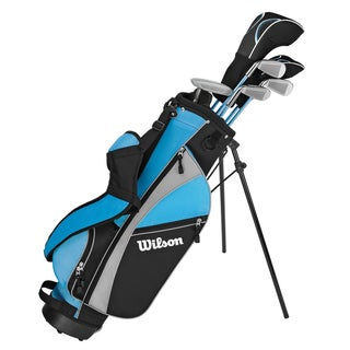 Wilson Profile Jr. Girls Golf Club Set