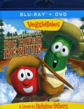 Veggie Tales: Tom Sawyer & Huckleberry Larry's Big River Rescue (Blu-ray Disc)