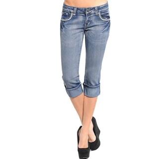 Stanzino Women's Capri Jeans